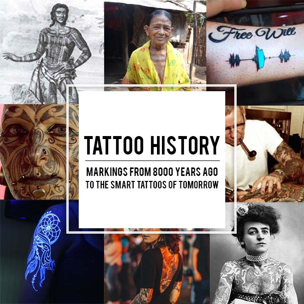 Tattoos Over History | Unthink Inc. PicoWay Laser Tattoo Removal in Ajax