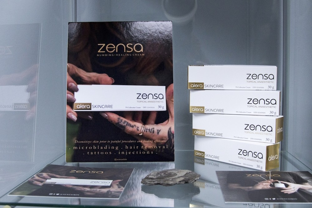 Zensa: The Best Product for Laser Tattoo Removal | Unthink Inc.